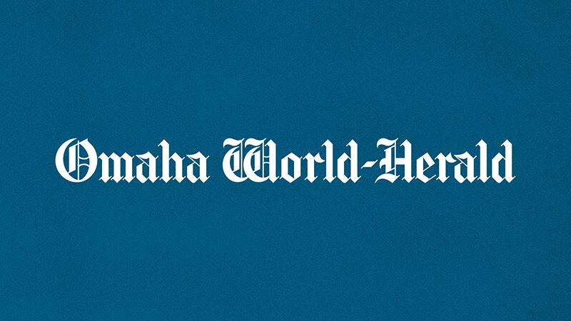 Omaha World Herald logo